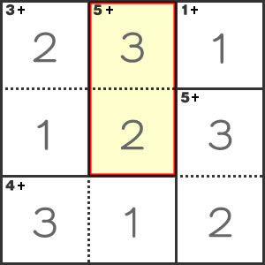 photograph relating to Printable Kenken Puzzles 9x9 named KenKen Puzzle Formal Website - Absolutely free Math Puzzles That Deliver